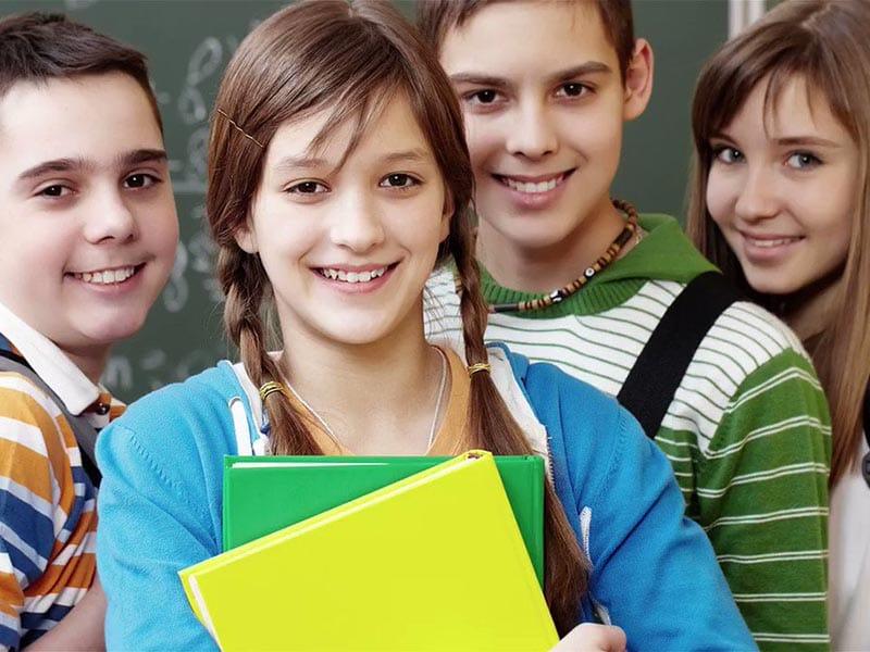 Обучение иностранному языку детей подросткового возраста
